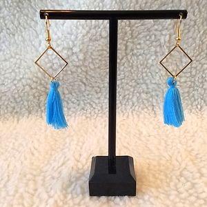 NWOT Bohemian Tassel Earrings